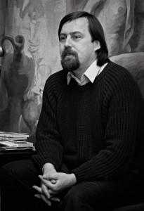 Jürgen Fuchs 1990